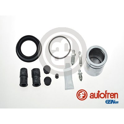 Autofren D4-2100C Caliper Repair Kit, Front (54mm)