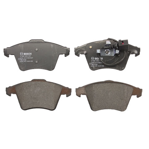 Bosch 0986494107 Brake Pad Set, Front