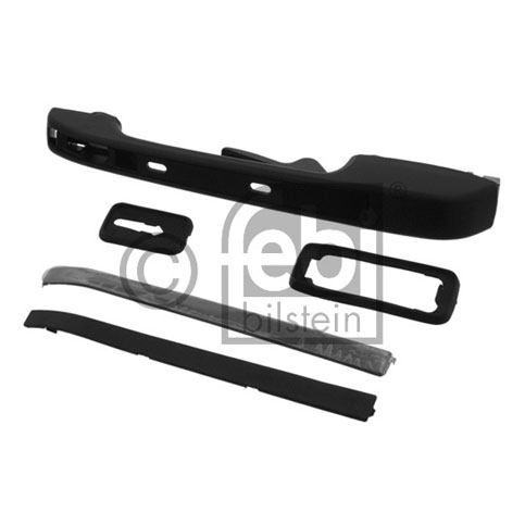 Febi 15440 Door Handle, Rear Left