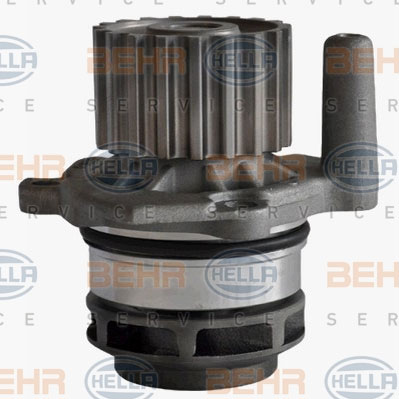 Hella 8MP376800-011 Water Pump