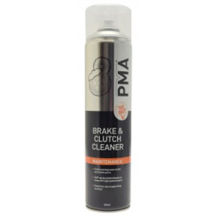 PMA Brake/Clutch Cleaner Aerosol 600ml
