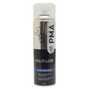 PMA Multi Lube Aerosol 500ml