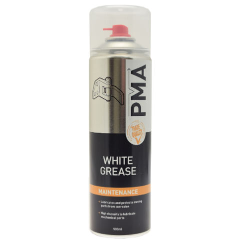 PMA White Grease Aerosol 500ml