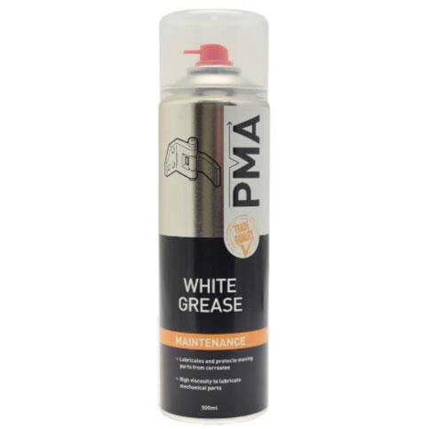 PMA White Grease Aerosol 500ml