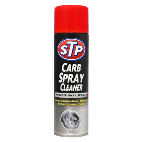 STP Carb Cleaner Aerosol 500ml